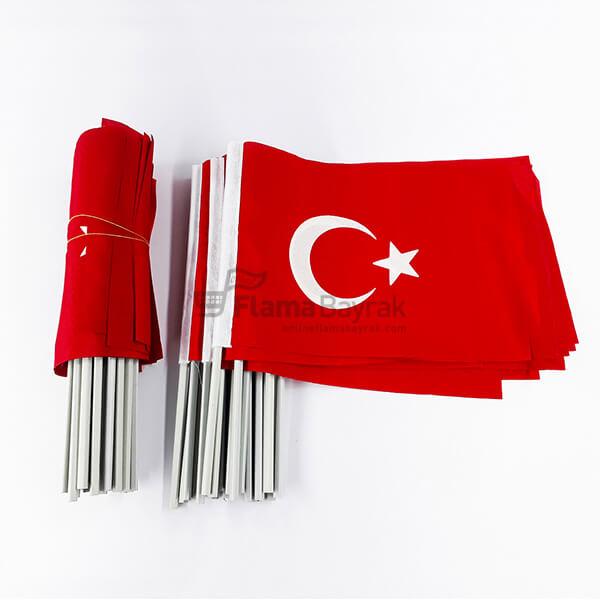 Sopali Kumas Turk Bayragi Türk Bayrağı