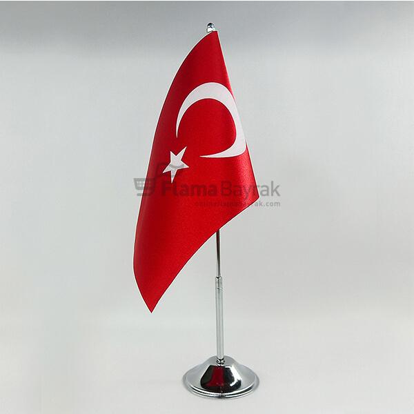 Standart Turk Masa Bayragi Türk Bayrağı
